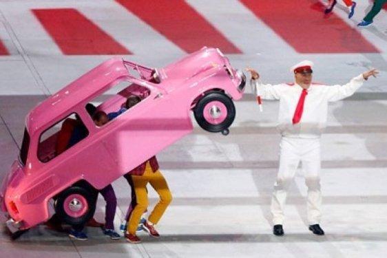 Реквизит церемоний открытия и закрытия Олимпийских Игр в Сочи выставят на аукцион
