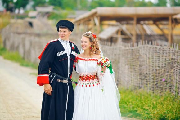 Свадебные традиции на Кубани - актуально ли?
