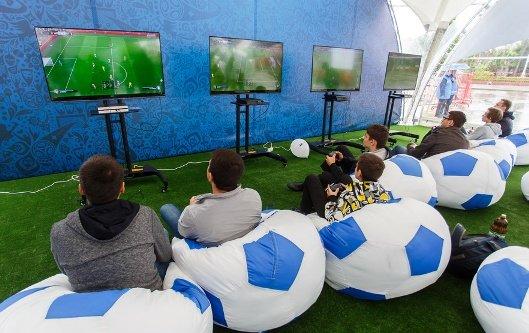 Дни футбола в Волгограде прошли скомкано