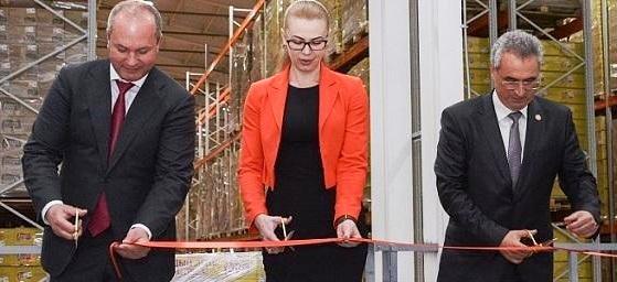 Крупнейший в регионе логистический терминал начал работу в Ростове