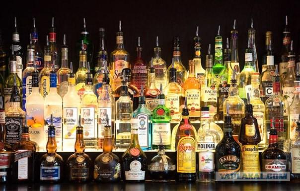 История формирования видов алкогольных напитков, алкогольный этикет