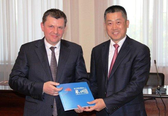 Майкоп посетила делегация китайского Цюаньчжоу