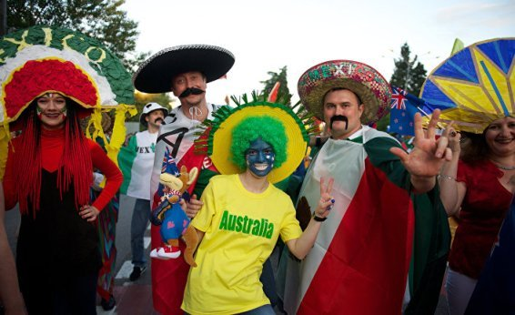 Карнавал Sochi Fest обвинили в расизме