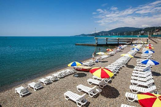 Мэр Сочи пригрозил арестом за  нарушение правил аренды пляжей