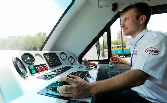 В Волгограде открылась детская железная дорога