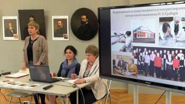 Отреставрированные картины коллекции купцов-миллионеров Сапожниковых снова увидят в Астрахани