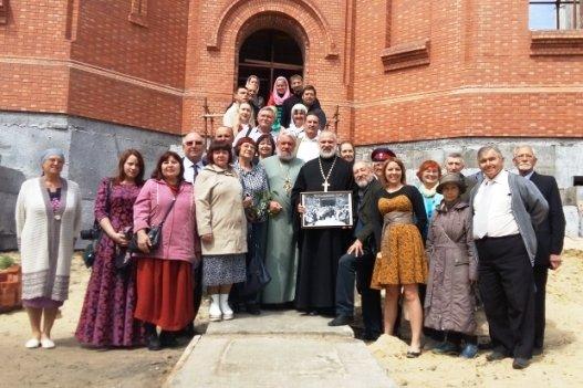 В Волгограде открылся XVI международный Царицынский Александро-Невский православный фестиваль
