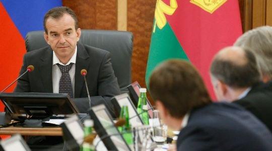Губернатор Краснодарского края раскритиковал темпы строительства учебных заведений Краснодара