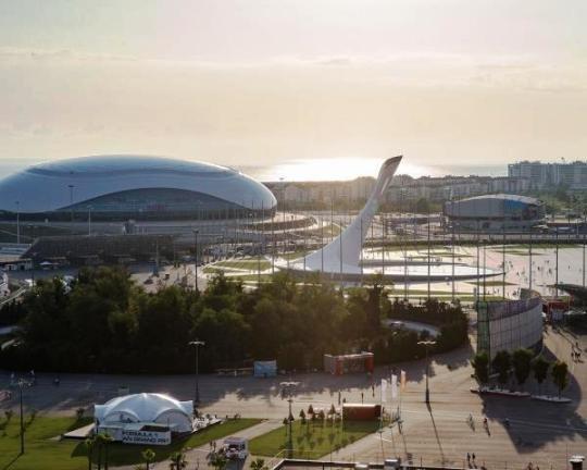 Содержать олимпийские объекты в Сочи намерены на курортный сбор