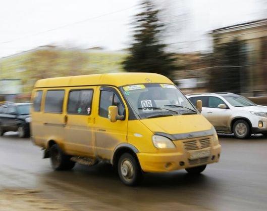 Треть волгоградских маршруток работают с нарушениями