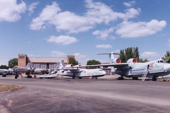 Таганрогский аэропорт станет запасным вариантом для