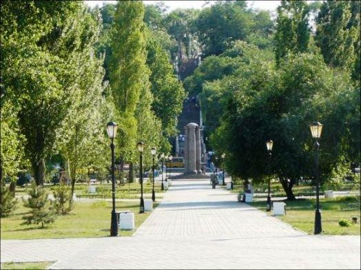 В 60 млн руб. обойдется благоустройство таганрогского парка