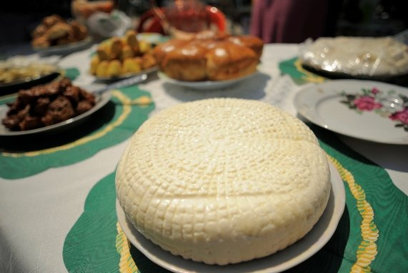 Бренд Адыгеи в виде адыгейского сыра представят на главной сельхозвыставке РФ