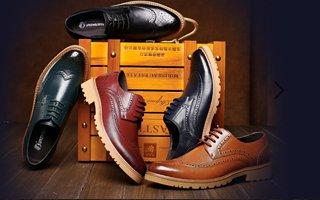 Полезные советы по выбору мужской обуви