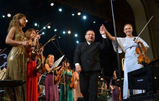 В Сочи завершился музыкальный фестиваль CRESCENDO
