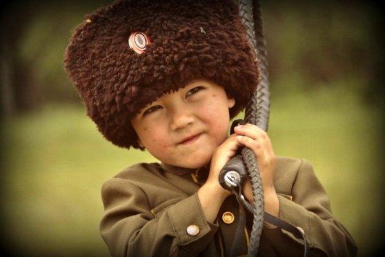 III фестиваль казачьей культуры