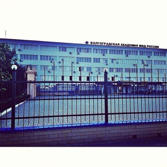 Курсантов Волгоградской академии МВД наказали за выпускной вечер