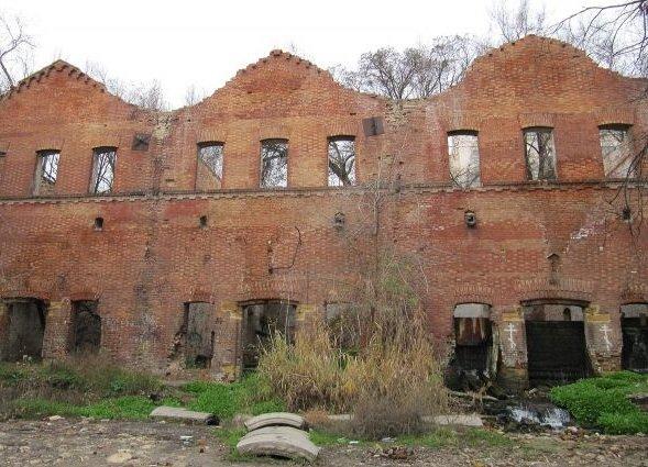 Парамоновские склады отошли «Алмо-Ойл»