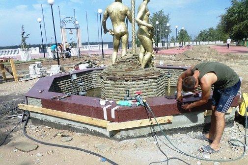 В Астраханской области активно реализуется программа формирования комфортной городской среды