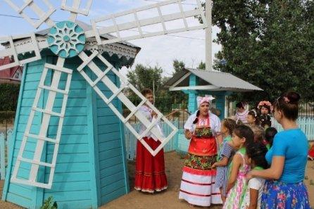 Этнодеревня открылась в Нариманове Астраханской области