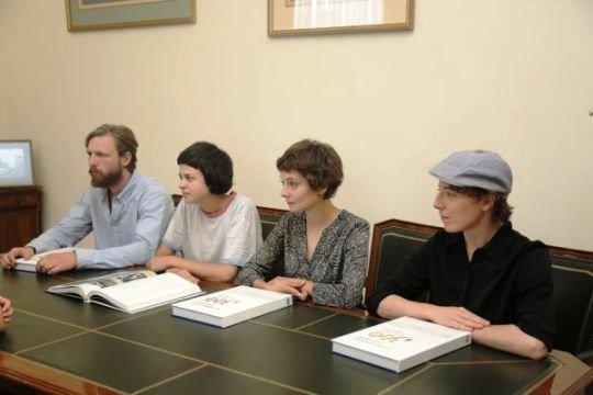 Российско-немецкая команда снимет фильм о поэте В. Хлебникове в Астрахани