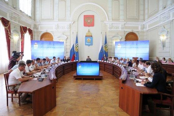 Индекс промпроизводства в Астраханской области вырос на 24%