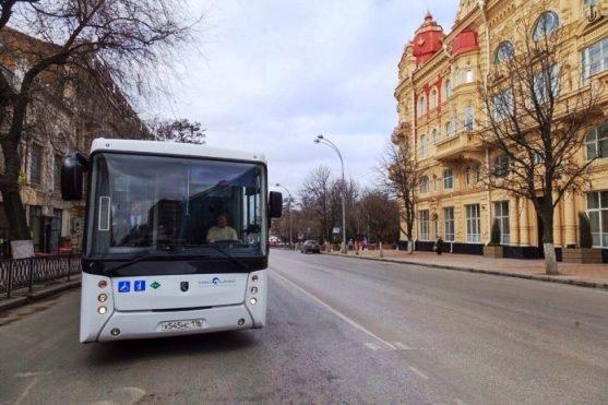 В. Кушнарев высказал недовольство по поводу состояния общественного транспорта  в Ростове