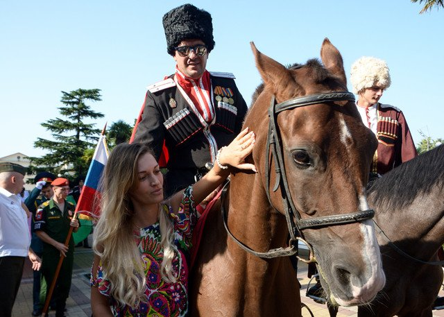 В Сочи отметили 80-летие Краснодарского края