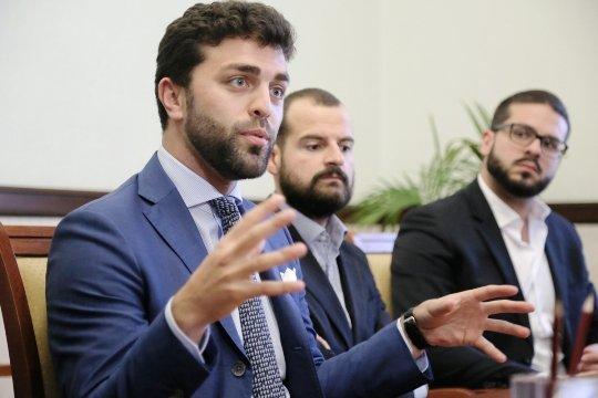 Итальянская делегацию приехала с двухдневным визитом в Астрахань