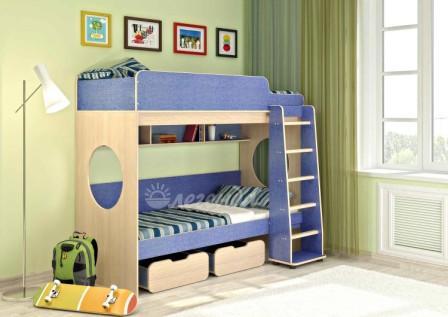 Мебель «Легенда»: яркие решения для яркого детства