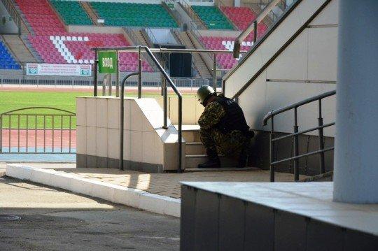 Антитеррористические учения прошли в Адыгее