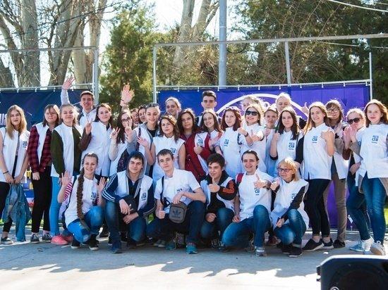 Волонтеры собрались в Волгограде на всероссийском форуме