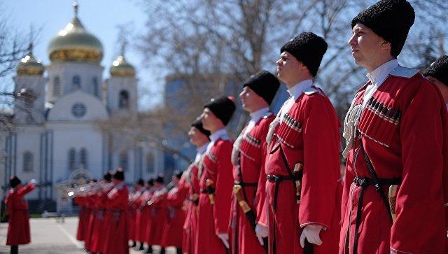 В РФ может появиться всероссийское войско казаков
