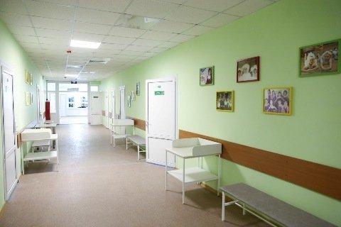 В Майкопе открыли новый корпус поликлиники №1
