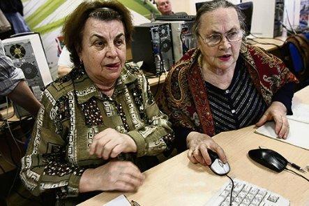 Компьютерный чемпионат среди пожилых людей прошел в Астрахани