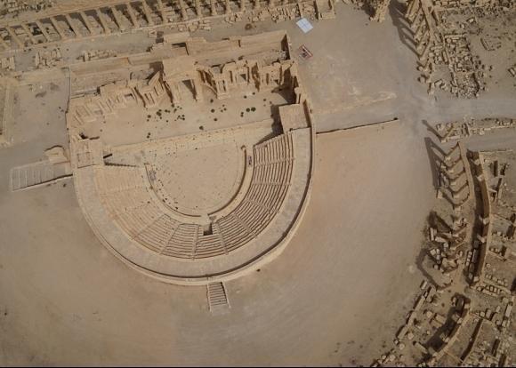 В Краснодаре презентуют исследование Пальмира во времени и пространстве