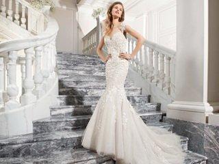Сказочные свадебные платья в стиле «русалка»