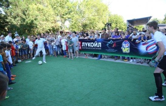 В Астрахани подвели итоги акции