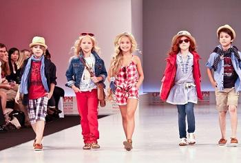 Дети из Элисты будут участвовать в показах мод Мадрида, Парижа и Милана