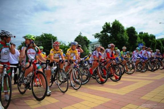 В Майкопе проходит финальный этап IV летней Спартакиады молодежи России по велоспорту