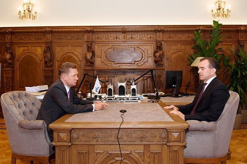 В. Кондратьев встретился с главой