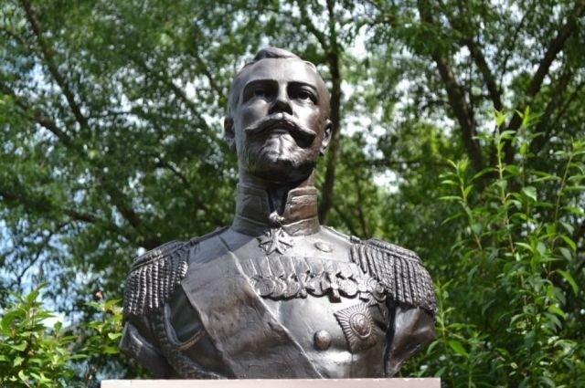Памятник императору Николаю II установят в Волгоградской области