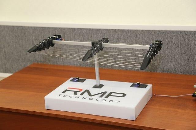 Адаптивное крыло для беспилотника создают в Волгограде