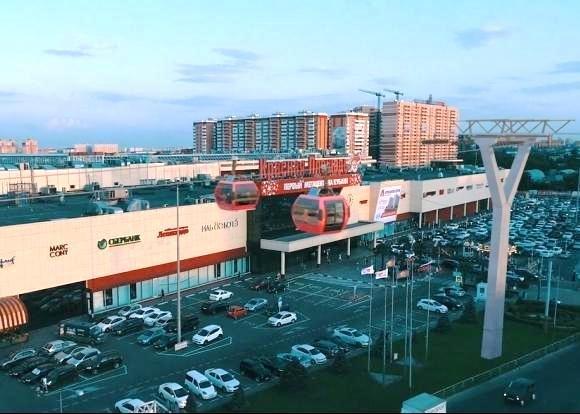 Власти Краснодара хотят построить канатное метро