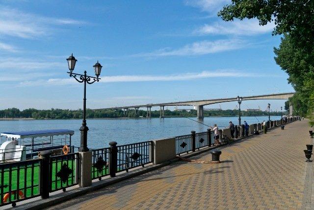 Ростовский порт уберут с набережной