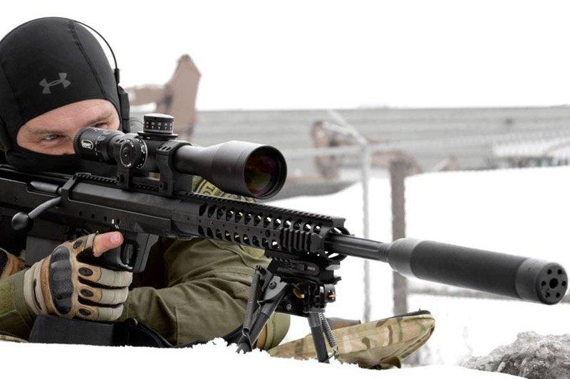 Школа снайперов пополнится 40 новыми контрактниками