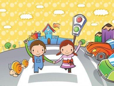 Маленьких астраханцев познакомили с правилами поведения на дороге