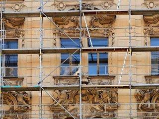 Реставрация фасадов зданий