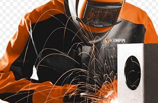 Участники поездки на завод Kemppi Oy познакомились с современным сварочным оборудованием