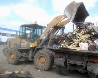 Жителям Волгограда обещают пересмотреть похдход к оплате за вывоз мусора